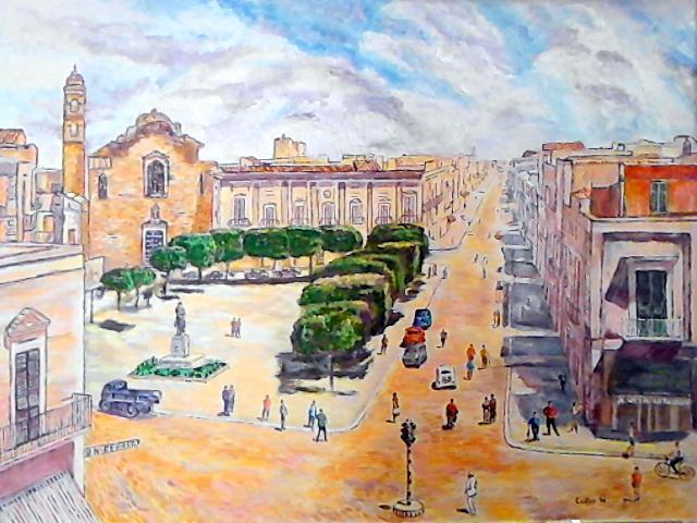 C.so V. Emanuele Bitonto (BA)