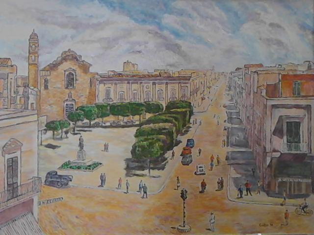 Corso V. Emanuele Bitonto (BA)