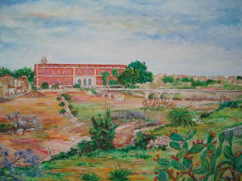 Istituto M. Cristina di Savoia Bitonto (BA)