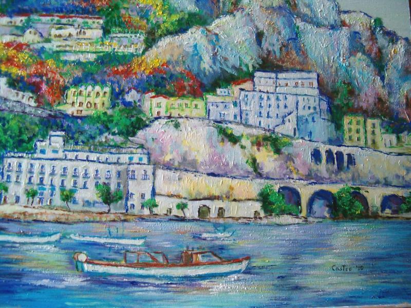 Marina di Amalfi