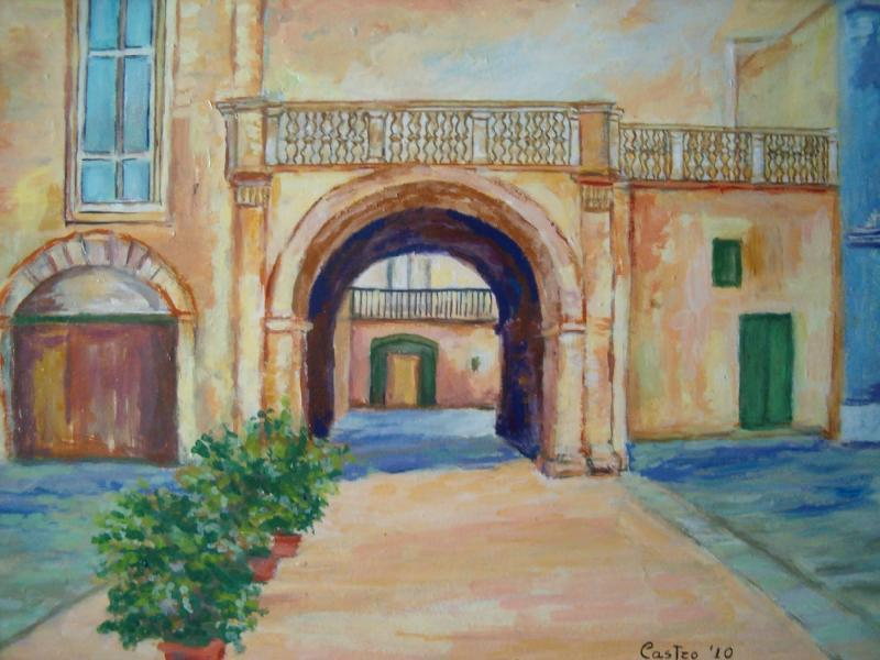 Vicolo di Lecce