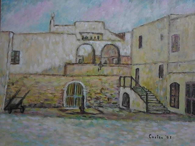 P.zza S. Salvatore Giovinazzo (BA) 2002